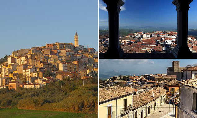 Buy Your Dream Home For 'One Euro' In The Italian Province Of Avellino