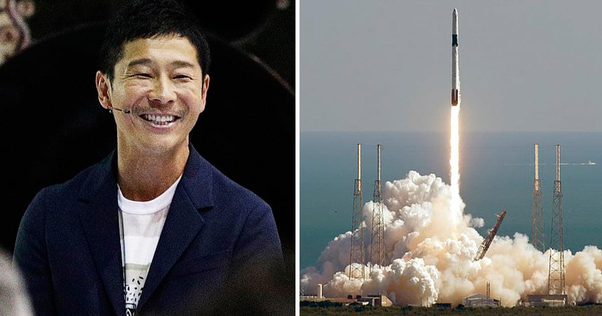 Japanese Billionaire Seeks Girlfriend To Join Him On Six-Day Flight Around The Moon