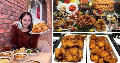 KFC Launches An All-You-Can-Eat Buffet-Style Restaurant In Tokyo