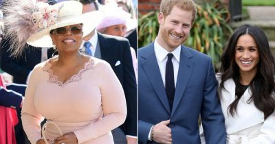 Oprah Winfrey supports the royal couple's choice to exit.