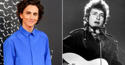 Timothee Chalamet will play Bob Dylan in James Mangold's new movie.