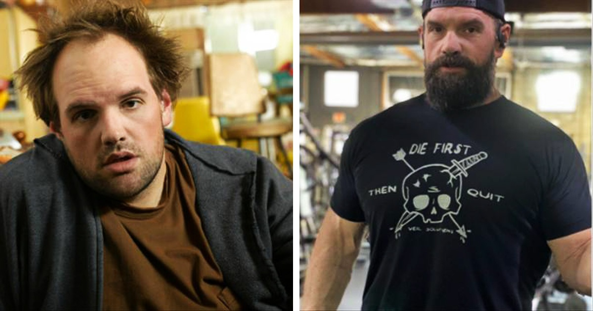 Titans Actor Ethan Suplee Stuns Fans With Ripped Body After Hitting The Gym