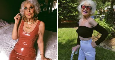 This 92-Year-Old Stylish Grandma Has Been 'Stealing Your Man Since 1928'
