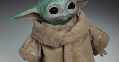 Life-size doll of Baby Yoda has been announced for pre-orders.