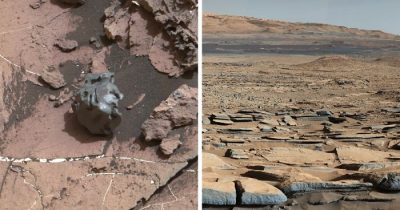 NASA's Robotic Rover Curiosity Has Been On Mars For Over 7 Years And Here're Its 30 Best Pics