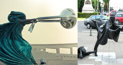 40 Of The Most Amazing Sculptures Around The World
