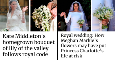 15 Headlines Reveal How Differently The British Press Treat Kate Vs. Meghan