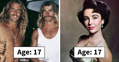 Internet Users Are Sharing Old Pics To Prove That Humans Aged Faster In The Past
