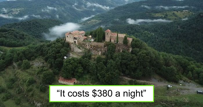 You Can Now Rent A Medieval Castle In Spain With 15 Friends For Less Than $28 Per Night Each
