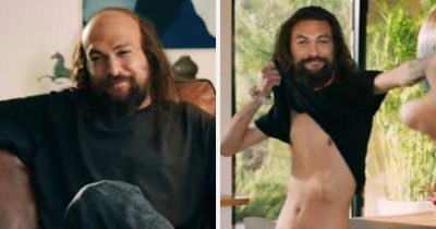 Jason Momoa Had The Most Hilarious Super Bowl Commercial And It Goes Viral