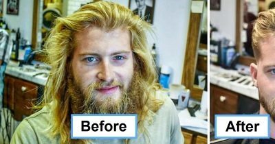 19 People Who Had The Most Amazing Haircut That Made Them Look Like A Million Dollars