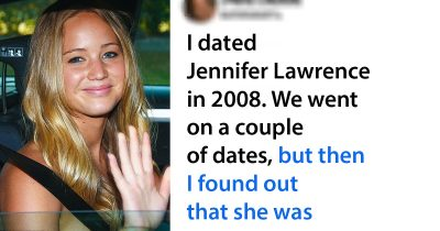 21 People Who Didn't Realize They Are Dating A Future Celebrity