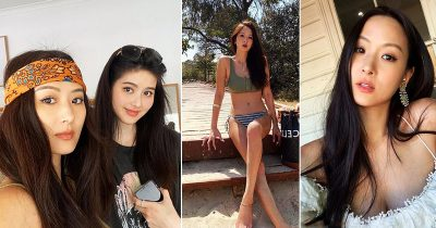 This Taiwanese Mom, 41, And Her 20-Year-Old Daughter Look Like Sisters