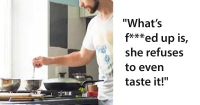 Man Doesn't See Why Girlfriend Disliked His Romantic Meal, But Everyone Else Does