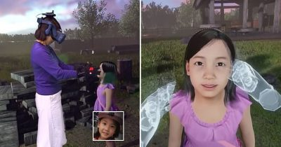 Mother Reunited With Her Deceased Daughter Via Virtual Reality And It's Heartbreaking