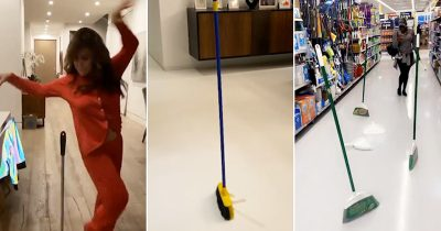 NASA Did The Viral Broom Challenge And Explains Why It's A Hoax