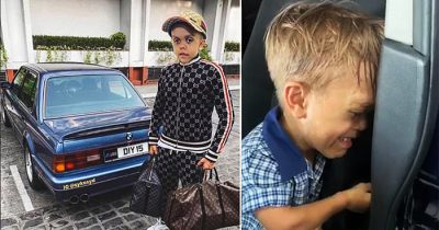 Bullied Boy Quaden Fires Back At The Haters With Cheeky Instagram Post