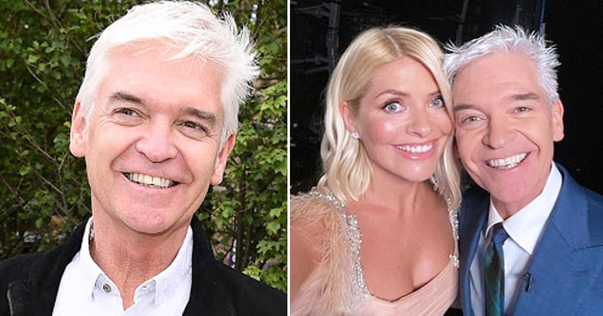 Phillip Schofield Reveals He Is Gay After 27 Years Of Marriage To Wife