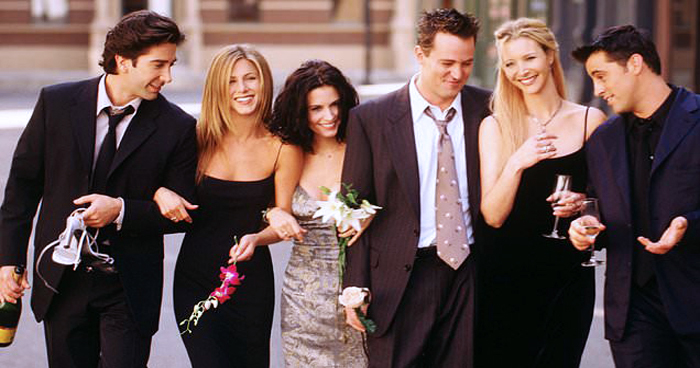 Friends Cast To Appear In Reunion Special, Each Could Earn $2.25 Million