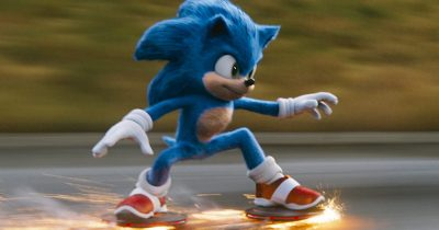 Sonic the Hedgehog breaks records on its second week topping the box office chart.