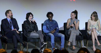 Netflix's 'Stranger Things 4' trailer on Valentine's Day.