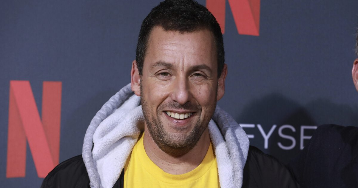 Sandler has signed for more movies with Netflix.