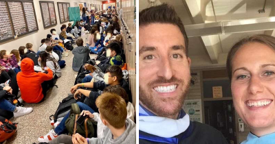 Students Stage A Massive Walkout After School Makes Two LGBT Teachers Resign Because They Got Engaged