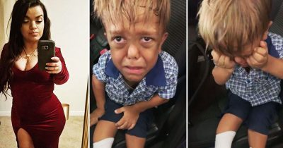 Mother With Dwarfism Sends Powerful Message To Bullied Nine-Year-Old Quaden