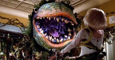 Chis Evans in talks for 'Little Shop of Horrors' with Scarlett Johansson.