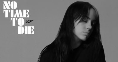 Billie Eilish has released her 'No Time To Die' track for James Bond movie.