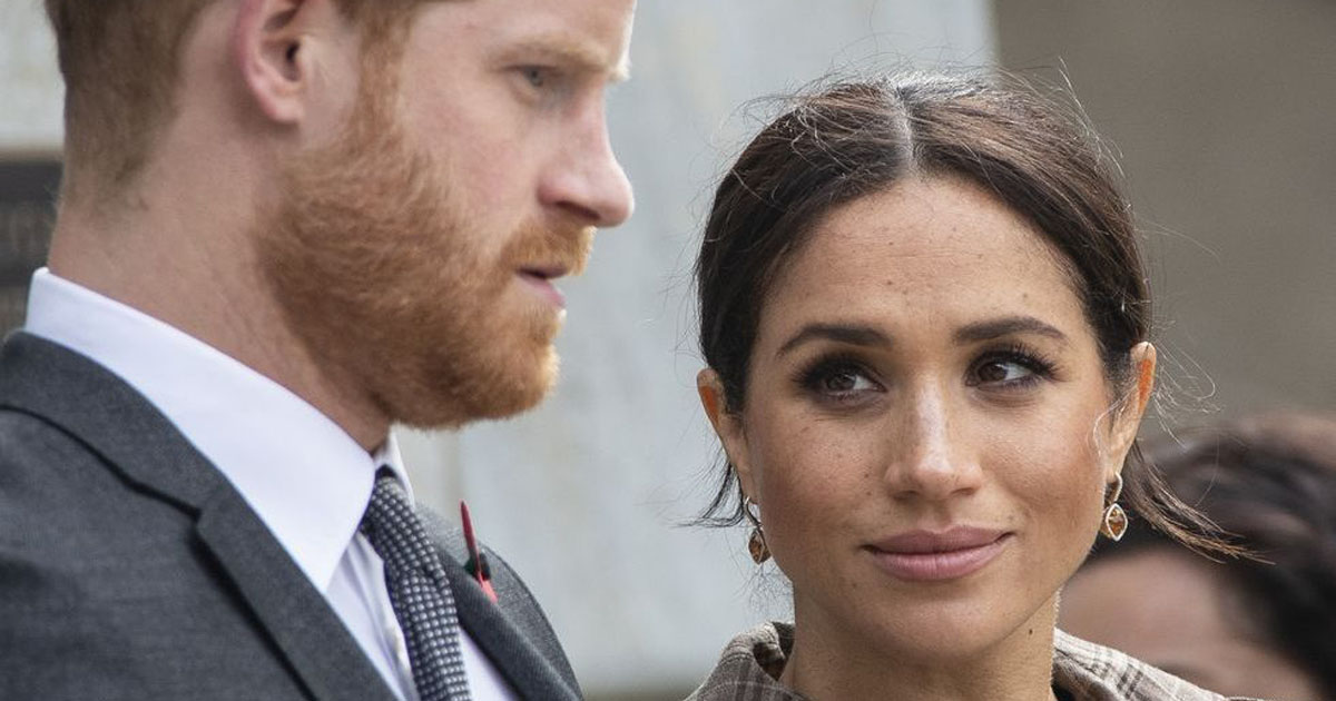 Meghan Markle And Harry Are Not Allowed 'Sussex Royal' Label Moving Forward