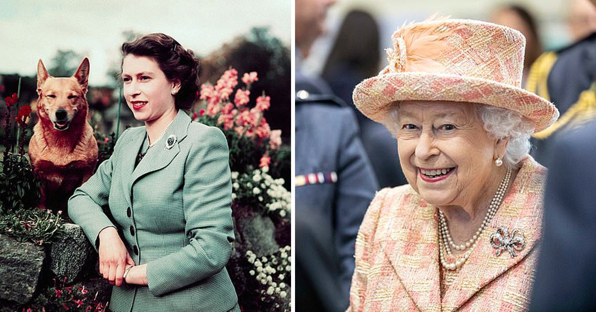 The Queen Is Celebrating 68 Years Since She Ascended The Throne Today