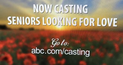 The Bachelor is casting senior citizens for a new dating reality show focused at the elderly.