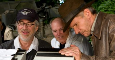 Steven Mangold to replace Steven Spielberg in directing 'Indiana Jones 5'.