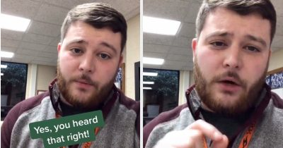 This Teacher Shares Why He Let His Students Sleep And A Full-Mark On TikTok, And It Goes Viral