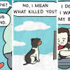 Artist Illustrates Comics Based On His Own Dogs And They Are Just Too Precious