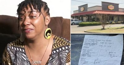 Waitress Given $4k Tip Says Managers Refused To Hand Over The Money