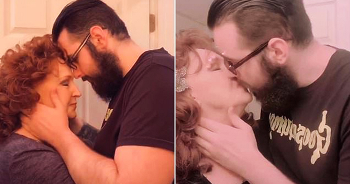 22-Year-Old Husband And His 76-Year-Old Wife Join TikTok