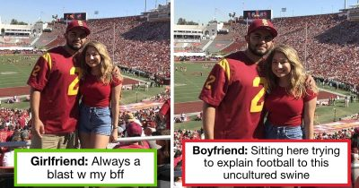 Couples Post Same Photos With Hilariously Different Instagram Captions