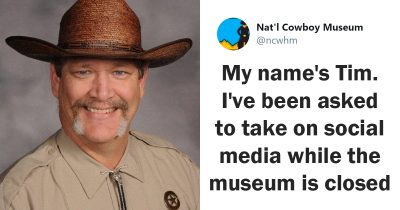 People Fell In Love With Wholesome Tweets From This New Social Media Management Man