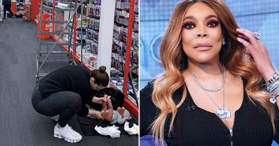 Wendy Williams Mommy-Shamed Ashley Graham For Changing Son's Diaper In Public