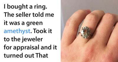 22 Times People Found Treasure From Thrift Store