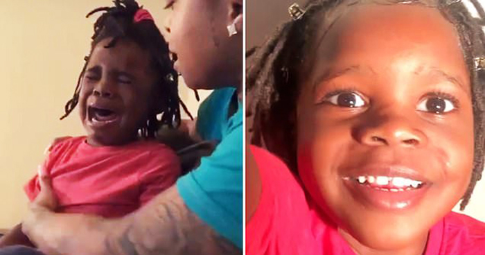Video Of Girl, 4, Calling Herself 'Ugly' Devastates Social Media