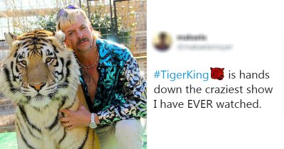 Twitter Users Left Stunned By Netflix's Craziest Show Ever 'Tiger King'