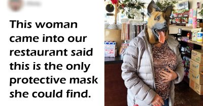 12 Times People Saw Hilarious And Heartwarming Things During Quarantine