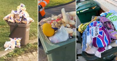 Internet Users Slam 'Wasteful' Panic Buyers Who Are Throwing Away Food