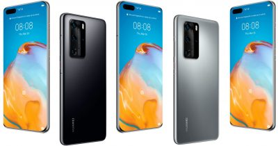 Huawei P40 and Huawei P40 Pro leaks reveal beasts in camera and battery.
