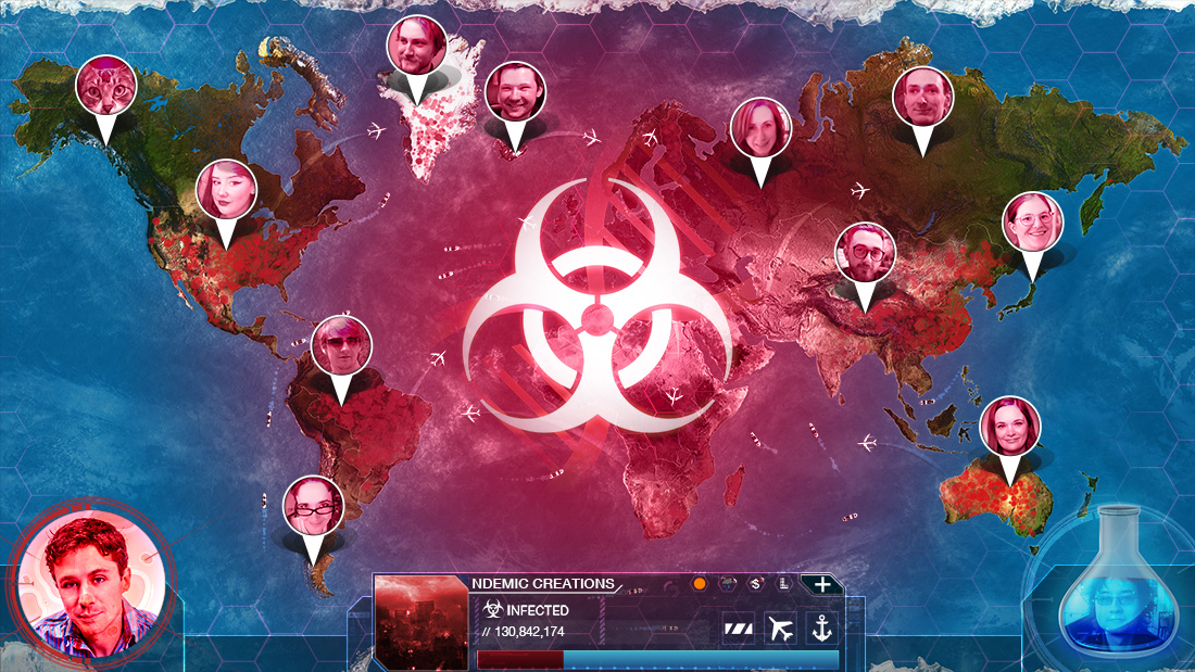 Plague Inc. will have a new game mode where players save people instead of infecting them.