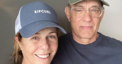 Tom Hanks and Rita Wilson recuperating at home as they self-isolate after tested positive covid-19.