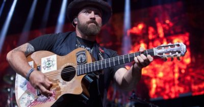 Zac Brown had to lay off 90% of his workers with his tours postponed and cancelled.